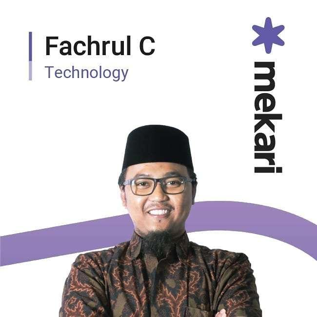 Fachrulch di Mekari